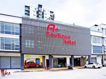 Sekinchan - A+ Plus Boutique Hotel