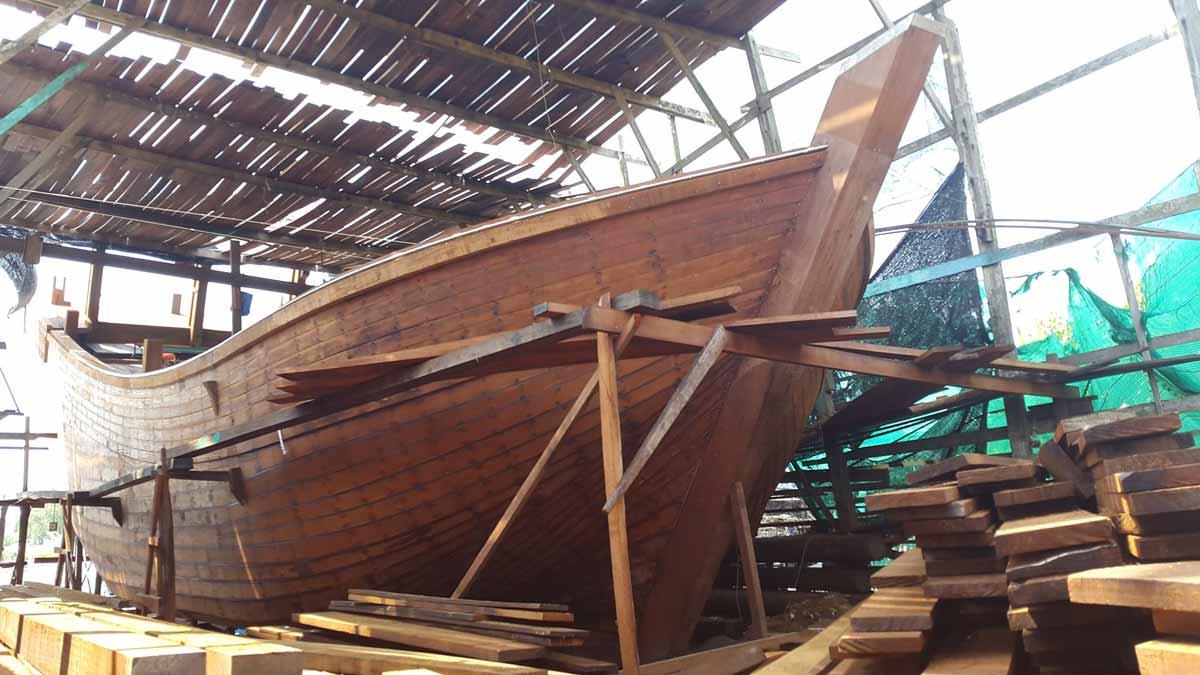 Sekinchan Boat Building And Fishery